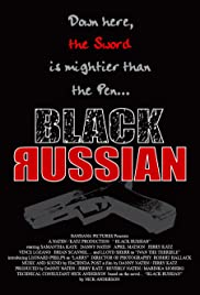 Black Russian Poster