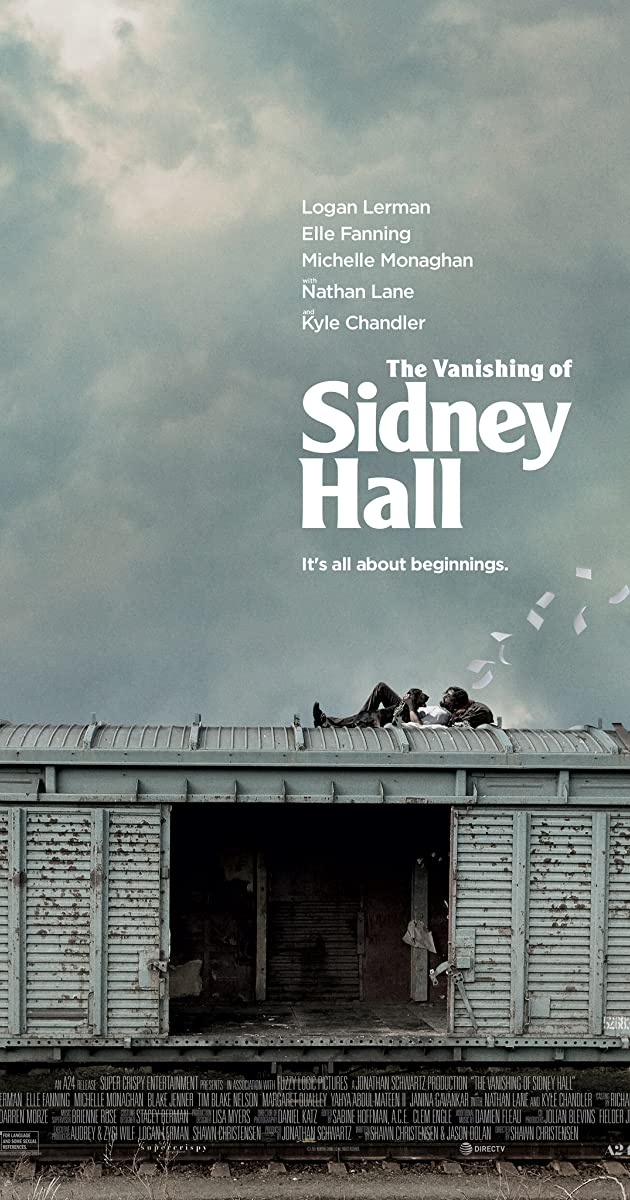 SIDNEY HALL DINGIMAS (2017) / The Vanishing of Sidney Hall