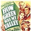 Maureen O'Hara, Roddy McDowall, Sara Allgood, Donald Crisp, and Walter Pidgeon in How Green Was My Valley (1941)