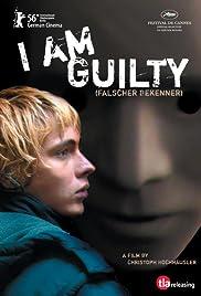 I Am Guilty Poster