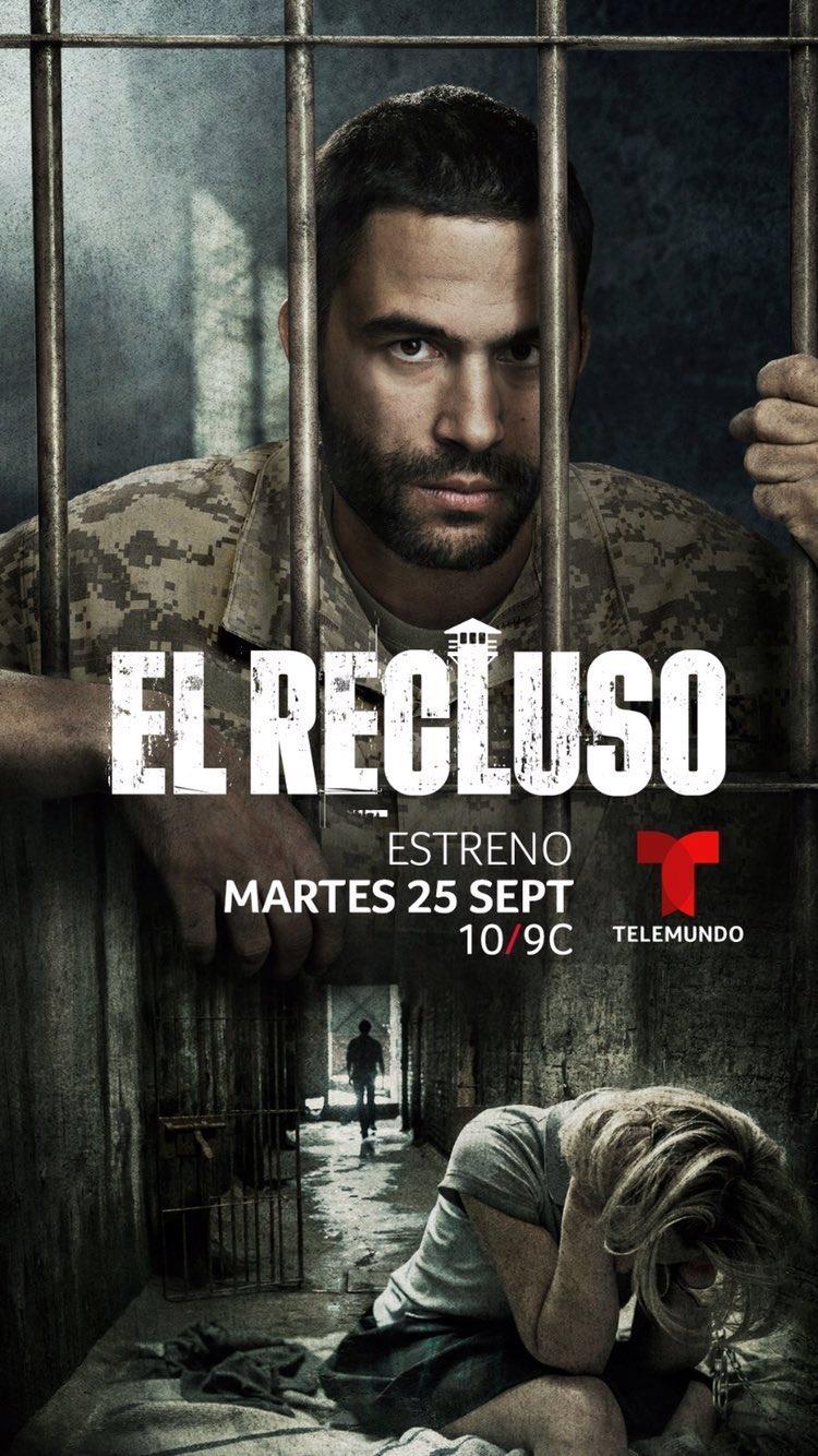 El Recluso (TV Series 2018– ) - IMDb