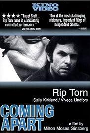 Coming Apart(1969) Poster - Movie Forum, Cast, Reviews