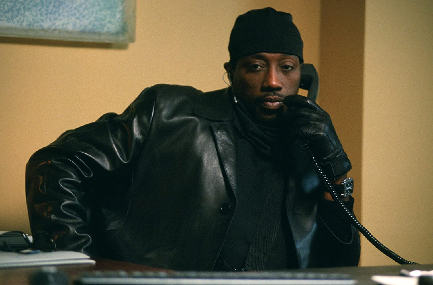 Wesley Snipes in Chaos (2005)