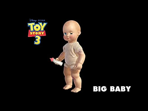 Toy Story 3 -- Big Baby Reveal