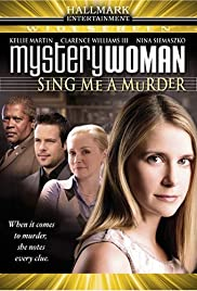 Mystery Woman: Sing Me a Murder Poster