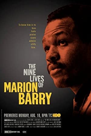 Where to stream The Nine Lives of Marion Barry