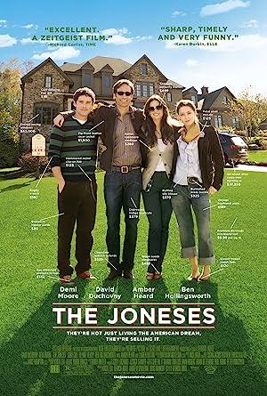 The Joneses (2009): แฟมิลี่ลวงโลก