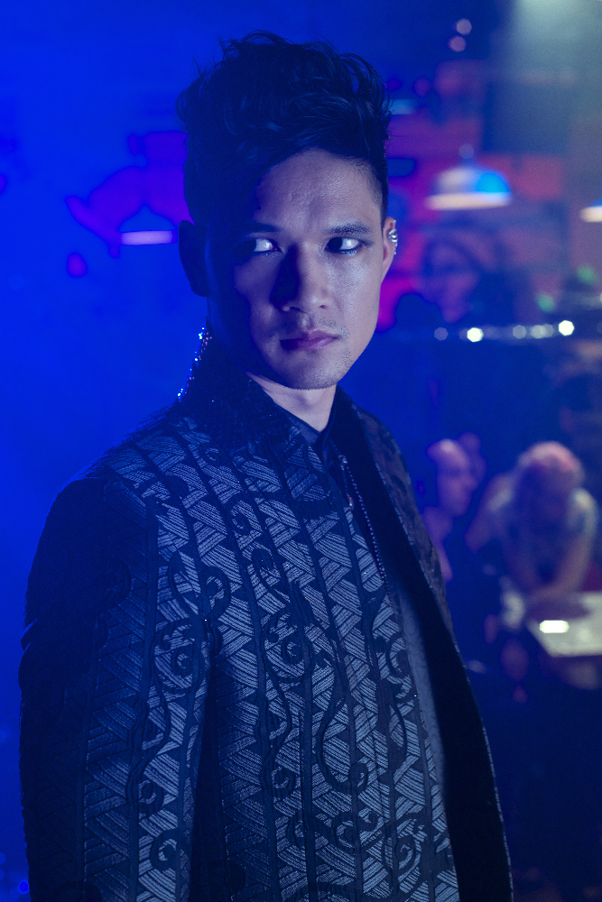 Image result for Harry Shum Jr., Shadowhunters: The Mortal Instruments