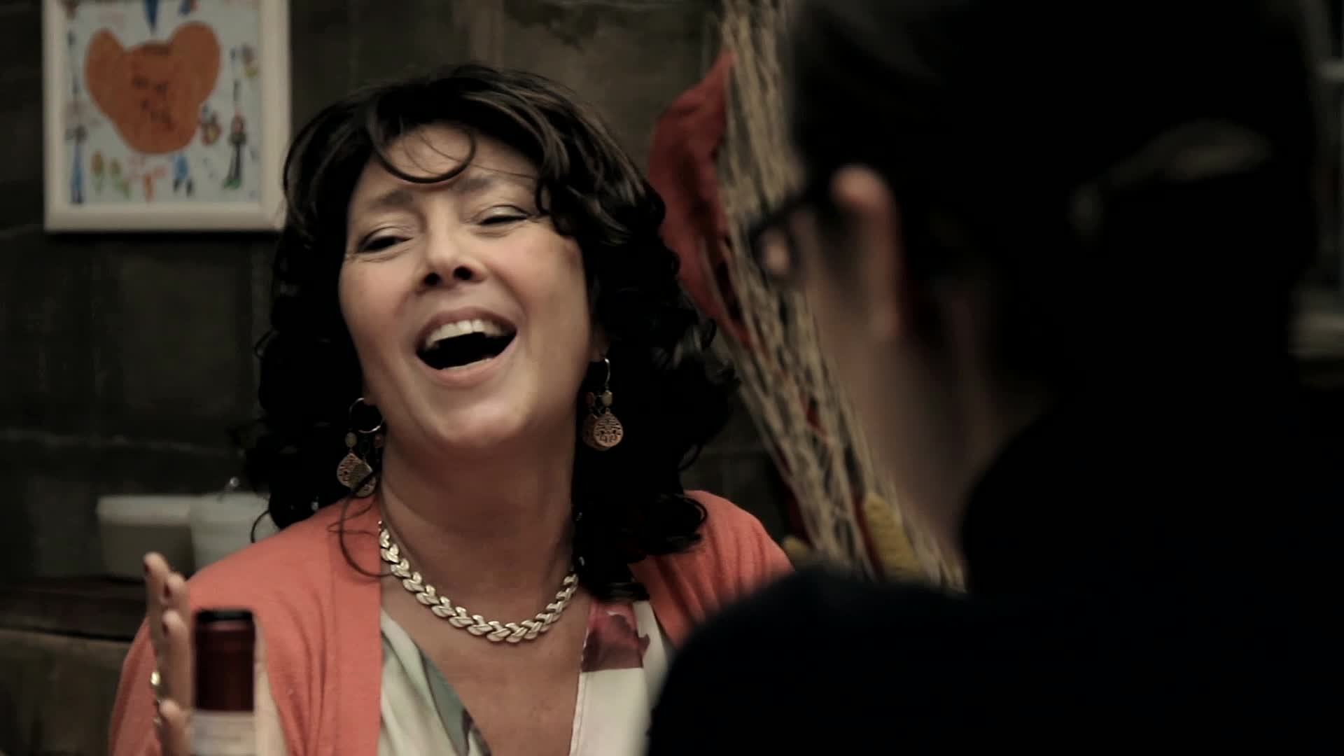 "Still of Cecilia Pillado in ""Points of You"""