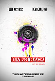Giving Back Poster