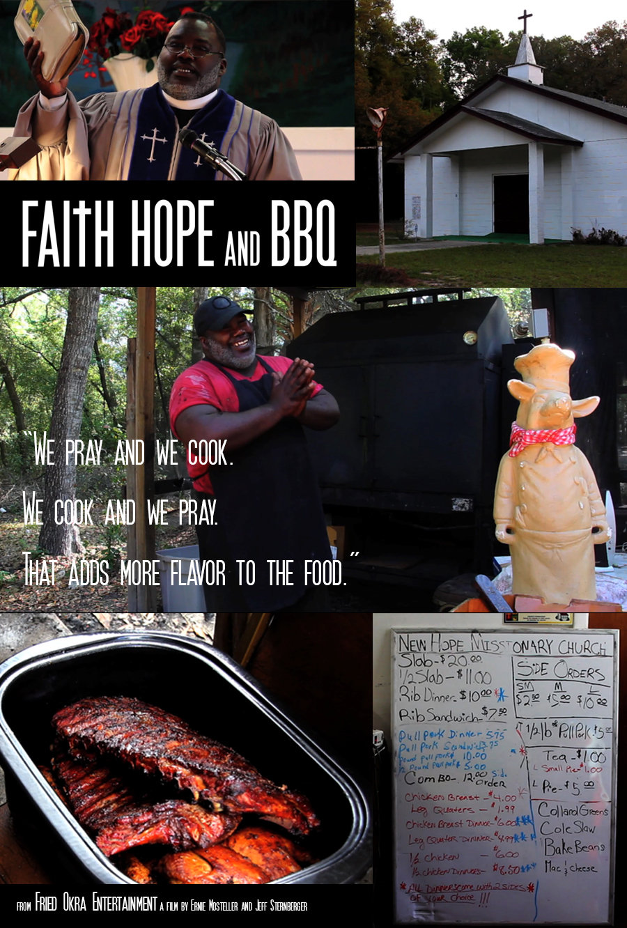 Faith Hope and BBQ on FREECABLE TV