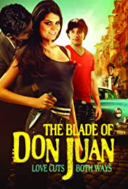 The Knife of Don Juan Poster