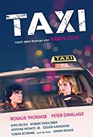 Taxi Poster