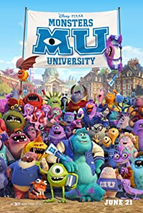 Watch online movie Monsters University [640x352]