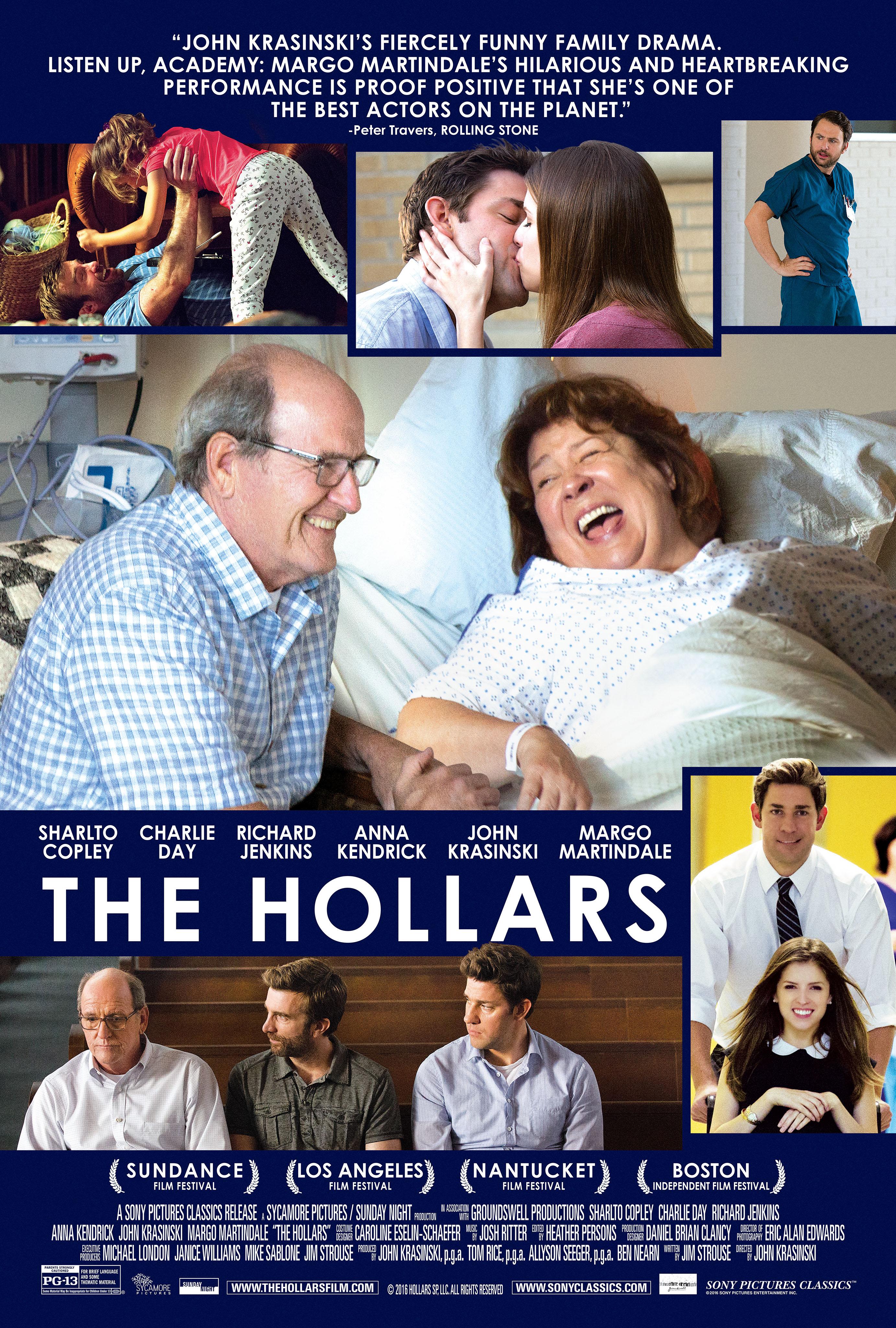 ŠEIMOS RYŠIAI (2016) / The Hollars