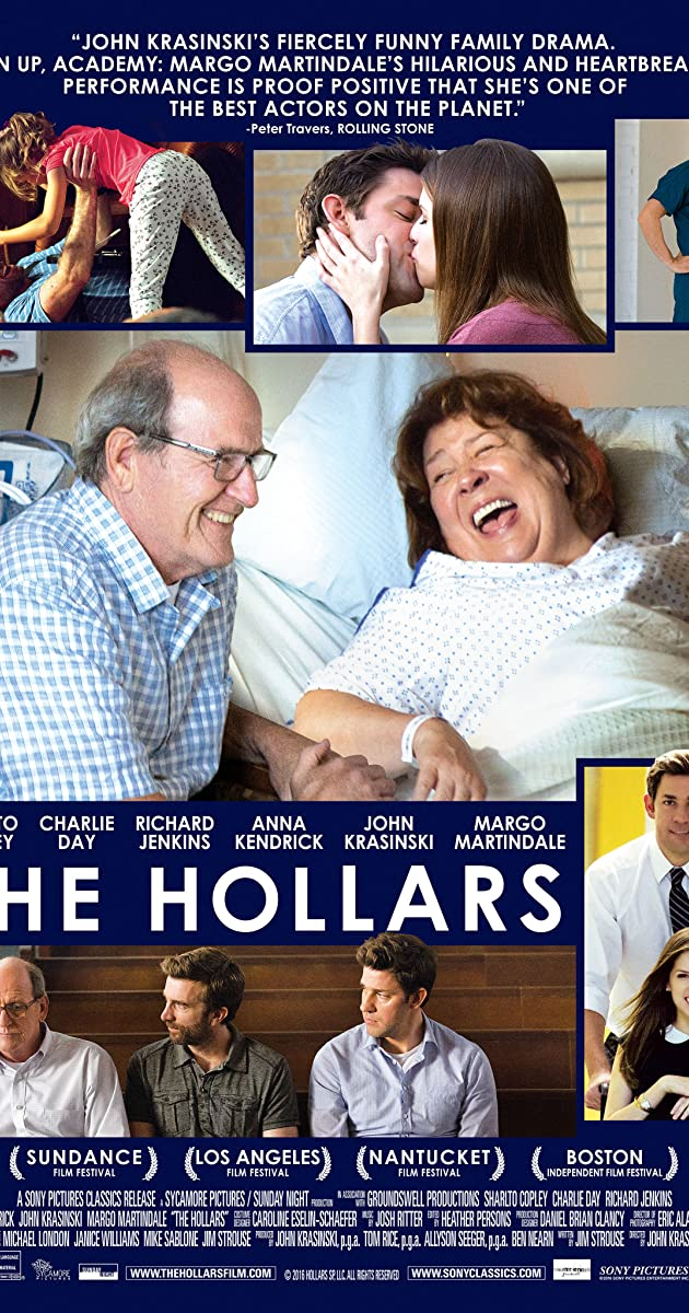 Subtitle of The Hollars