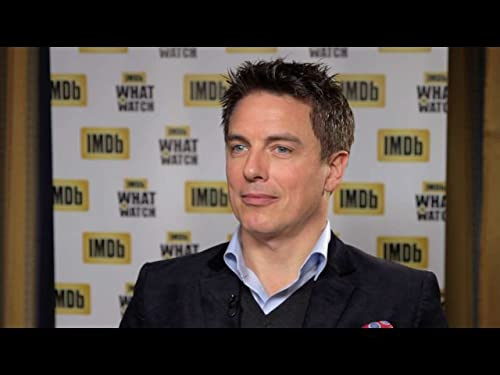 John Barrowman Blurb