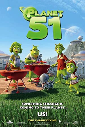 Permalink to Movie Planet 51 (2009)
