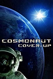 The Cosmonaut Cover-Up Poster