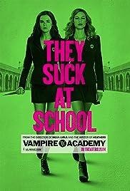 Filmas Vampyrų akademija (2014)