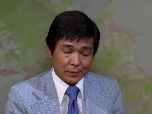 Tommy Fujiwara in Hawaii Five-O (1968)
