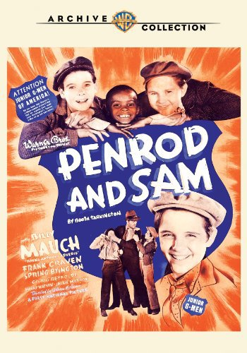 Matthew 'Stymie' Beard, Billy Mauch, and Harry Watson in Penrod and Sam (1937)