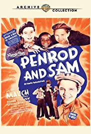 Penrod and Sam Poster