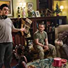 Alfred Molina, Freddy Rodríguez, and Alfredo Rodriguez de Villa in Nothing Like the Holidays (2008)