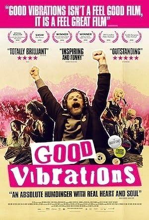 Good Vibrations film Poster
