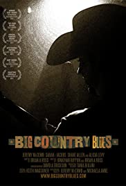 Big Country Blues Poster