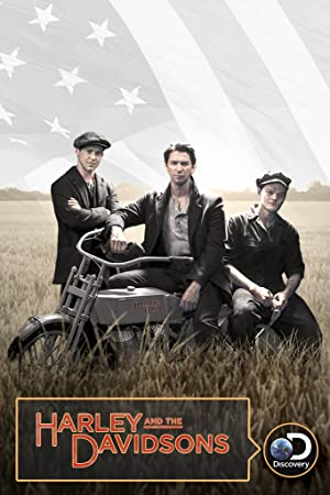 Where to stream Harley and the Davidsons