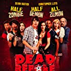 Christopher Lloyd, Brittany Allen, Martha MacIsaac, April Mullen, Kyle Schmid, Devon Bostick, Brandon Jay McLaren, and Tim Doiron in Dead Before Dawn 3D (2012)