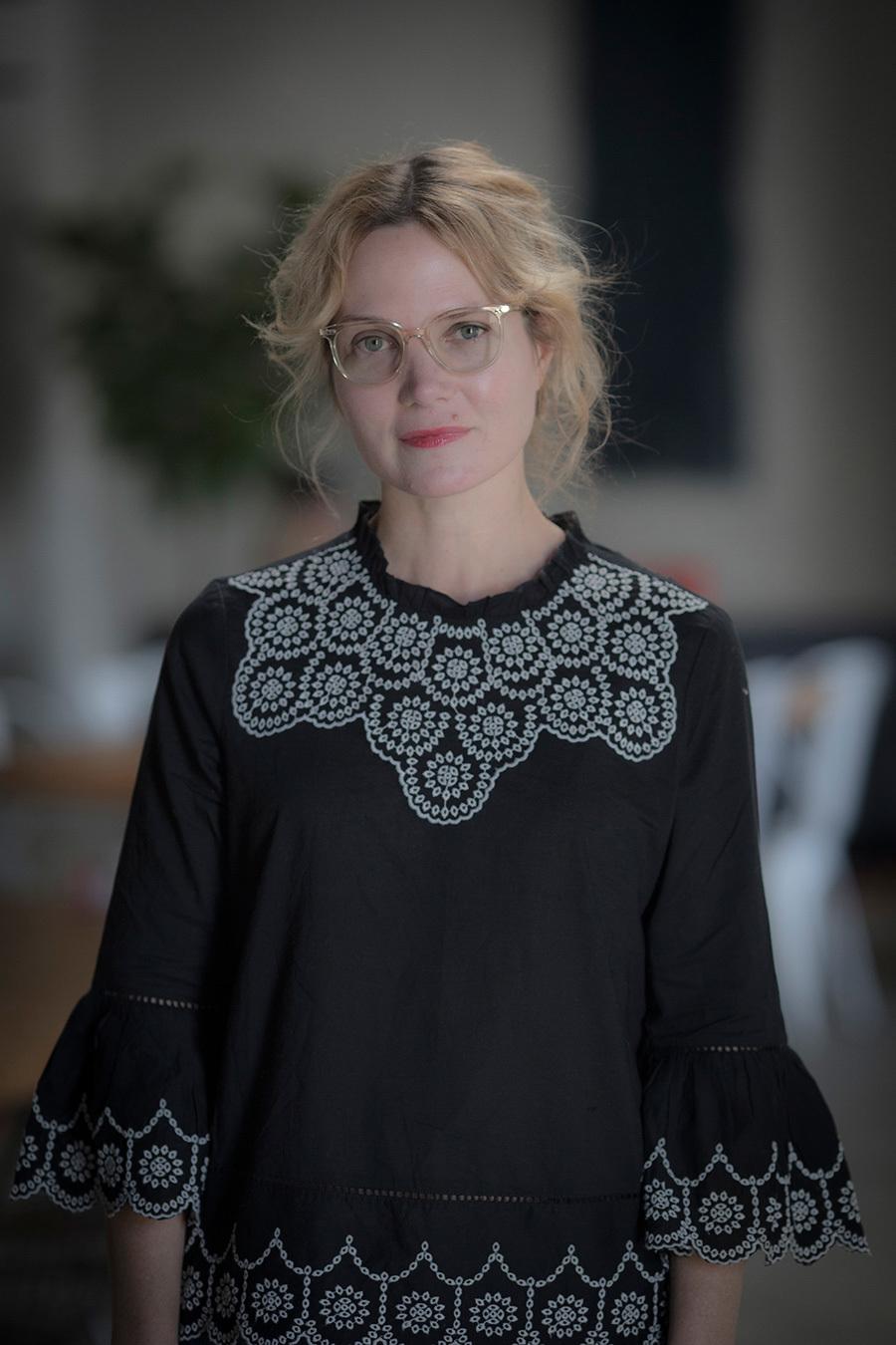 Amy Scott in Hal (2018)