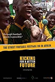 Kicking for a Better Future Poster