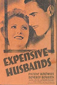 Patric Knowles and Beverly Roberts in Expensive Husbands (1937)