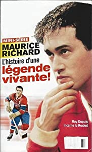 Smartmovie for pc free download Maurice Richard: Histoire d'un Canadien [[movie]