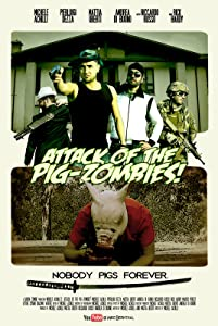Attack of the Pig-Zombies! 720p movies
