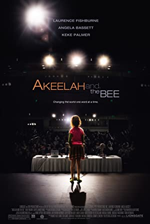 Akeelah and the Bee Poster Image