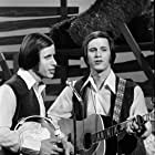Jim Hager and Jon Hager in Hee Haw (1969)