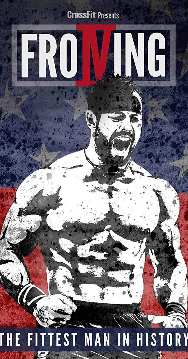 Subtitle of Froning: The Fittest Man in History