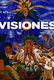 Visiones: Latino Art and Culture Poster