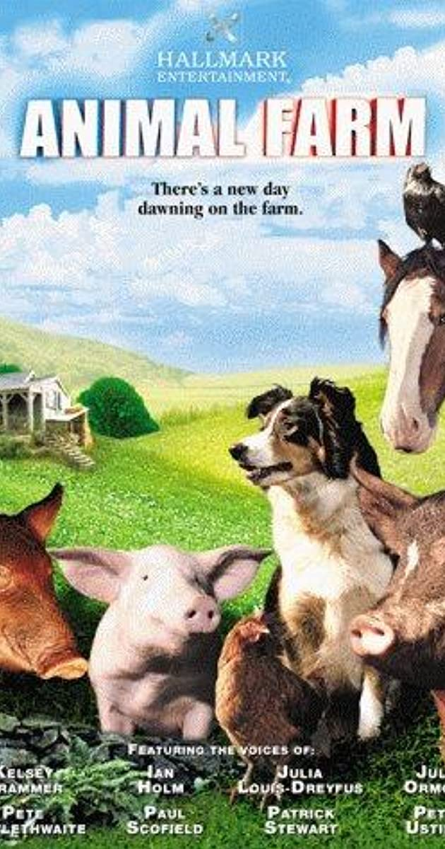 Animal Farm (TV Movie 1999) - Plot Summary - IMDb