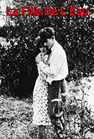 Pierre Champagne and Catherine Hessling in La fille de l'eau (1925)