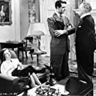 Cary Grant, Katharine Hepburn, and Henry Kolker in Holiday (1938)