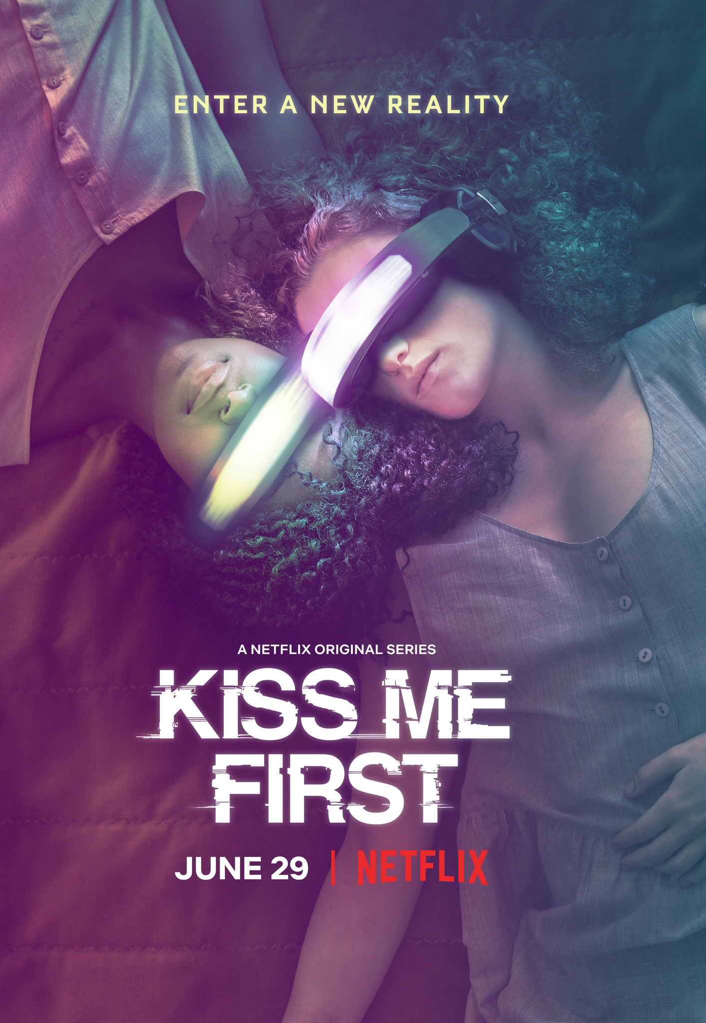 Kiss Me First (TV Mini-Series 2018– ) - IMDb