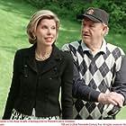 Gene Hackman and Christine Baranski in Welcome to Mooseport (2004)