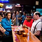 Ving Rhames, Jeremy Piven, David Koechner, and Kathryn Hahn in The Goods: Live Hard, Sell Hard (2009)