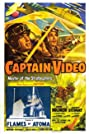 Captain Video, Master of the Stratosphere (1951) Poster