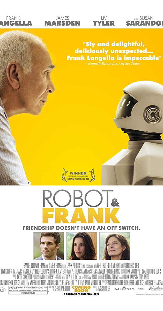 Subtitle of Robot & Frank
