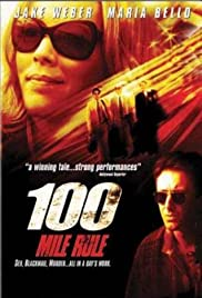 100 Mile Rule (2002) starring Jake Weber on DVD on DVD
